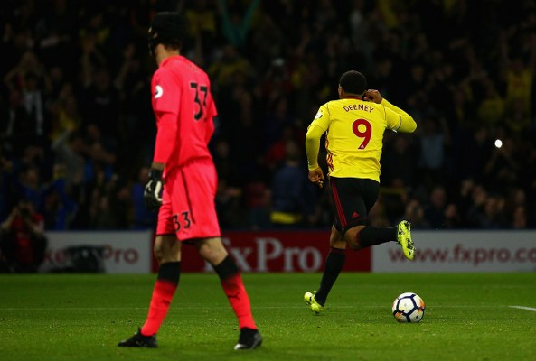 Wenger Blasts Referee For 'Scandalous' Penalty Awarded To Watford