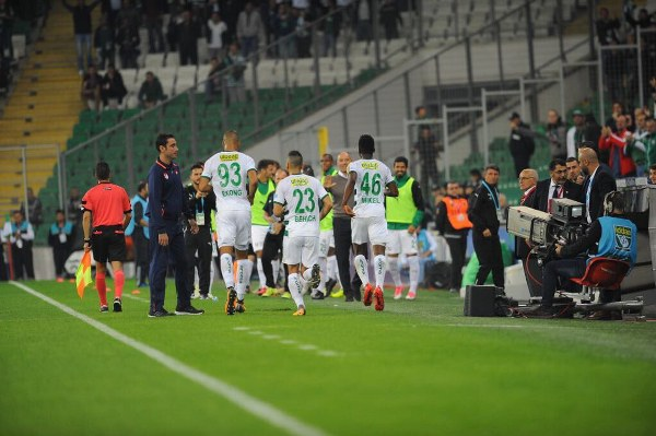 Troost-Ekong Hails Bursaspor's 'Great Fight' After Victory