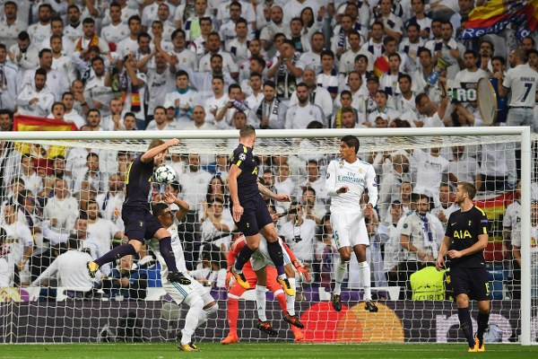 UCL: Tottenham Hold Madrid As Liverpool Destroy Maribor; City Edge Napoli