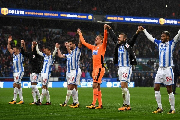 Huddersfield Stun United, City Cruise; Ndidi Stars In Leicester Win; Iheanacho Benched, Musa Out