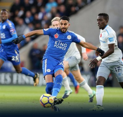 Ndidi Stars, Iheanacho Replaces Vardy As Leicester Ease Past Everton
