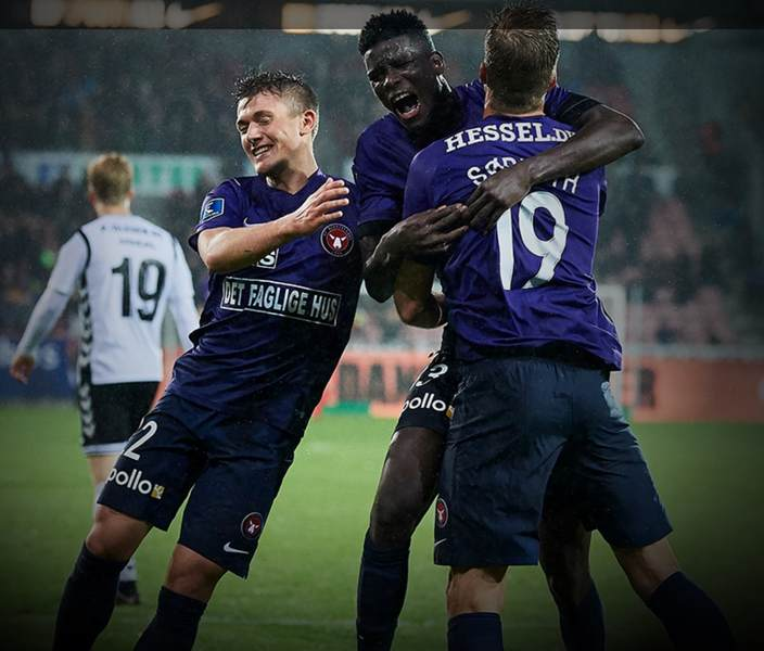 Roundup: Onuachu Nets 15th Goal For FC Midtjylland; Salami, Awoniyi Also On Target