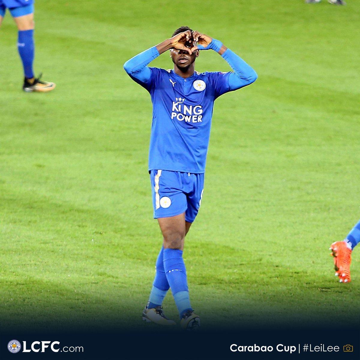 Iheanacho Rated Average In Leicester's League Cup Defeat To Man City