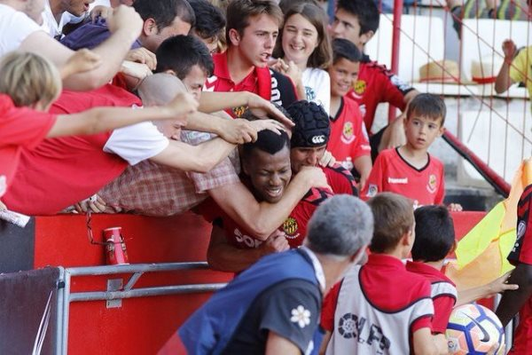 Ike Uche Delighted With Brace In Gimnastic Win