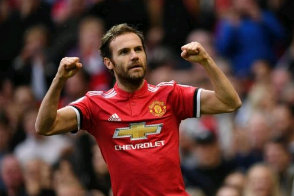 Champions League: Mata Confident Ahead Of Man United's Benfica Trip