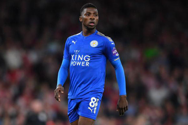 Puel: Iheanacho Must Improve To Get Leicester Game Time