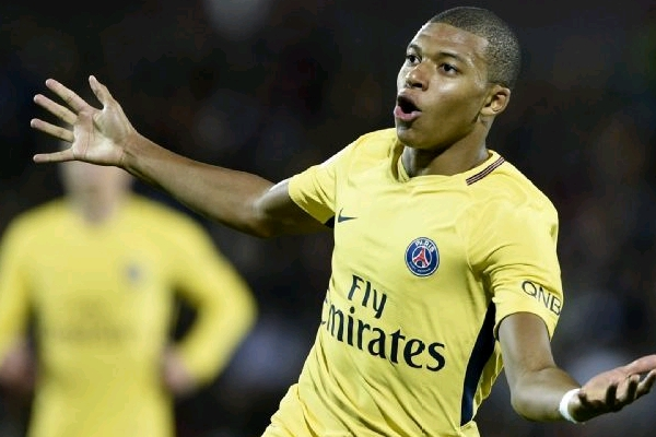 Mbappe Beats Jesus, Dembele To Golden Boy Award