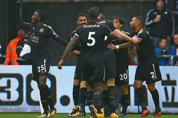 Ndidi Delighted With Leicester's Victory Over Swansea