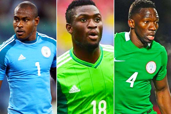 ROAD TO RUSSIA: 8 Players Who Can Improve Nigeria's World Cup Squad