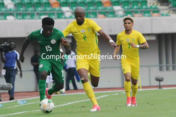 Injured Moses Simon Ruled Out Of World Cup