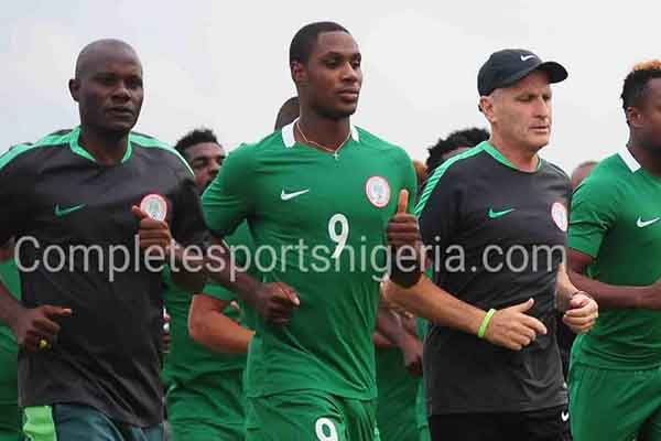 Ighalo: Eagles Will Beat Zambia With Hard Work And God's Grace