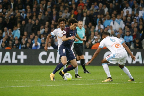 Neymar Sent Off As Cavani Rescues PSG Vs Marseille