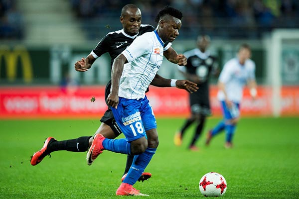 Bordeaux Make €8m Bid For KAA Gent Winger Kalu