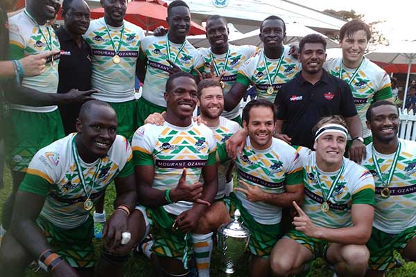 Samurai Barracuda Thrash Nigerian Champions Cowrie To Win Rugby 7s Tourney