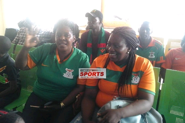 Zambia Fans In Ghana Predict Wide-Margin Victory For Chipolopolo Against Nigeria