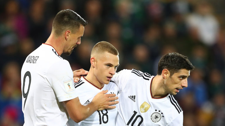 Germany, England Qualify For 2018 World Cup