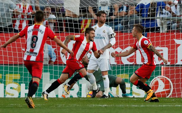 Giant-killing Girona Boss: Beating Real Madrid Is Great But We are Not Getting Carried Away