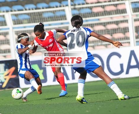 NWPL Super 4: Nasarawa Amazons Win Again As Delta, Bayelsa Queens Draw