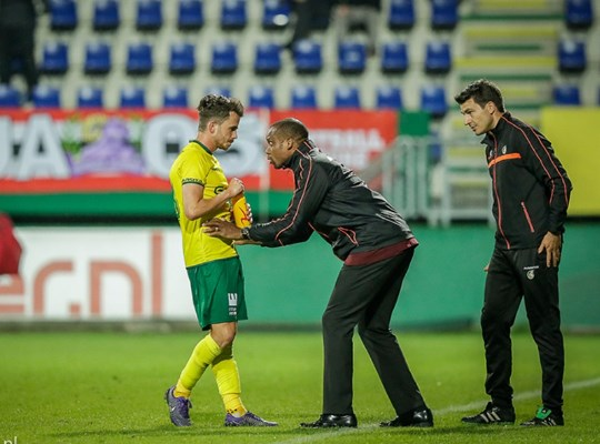 NEC Nijmegen End Oliseh's Fortuna Sittard's Unbeaten Home Run