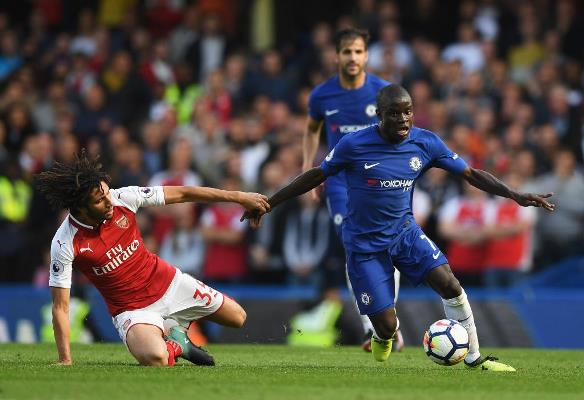 PSG Plan €70m Move For Chelsea's Kante