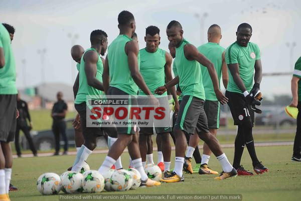 Rohr: All Super Eagles Players Are Fit For Zambia