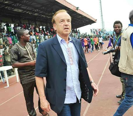 Rohr Returns To France, Resumes Monitoring Of Nigeria Players Ahead Pre-World Cup Programme