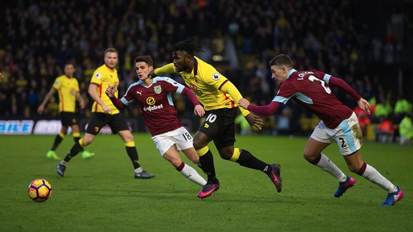 Silva Warns Success To Behave Well Or Risk Watford Career