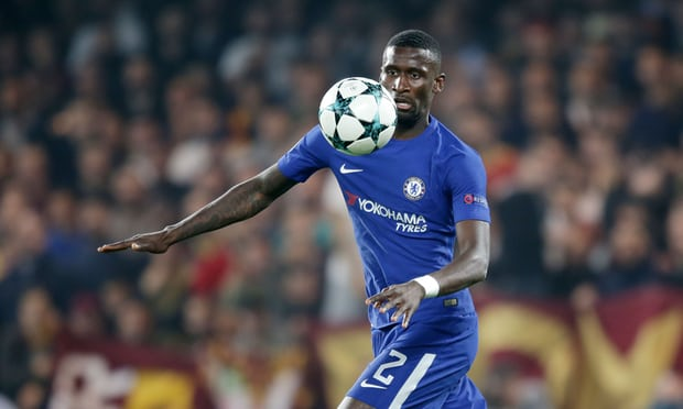 Champions League: UEFA Charge Roma After Racist Chants At Rudiger In Chelsea Draw