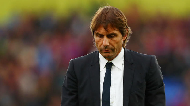 Conte: Roma Will Pay For Our Loss To Crystal Palace