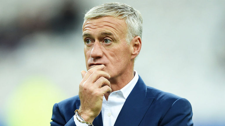 Didier Deschamps extends France contract to 2020