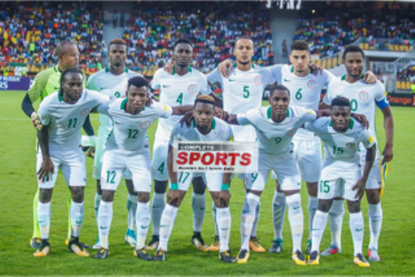 NIGERIA 7 – 5 ZAMBIA: Super Eagles Dominate On Head-To- Head Ahead Uyo Showdown