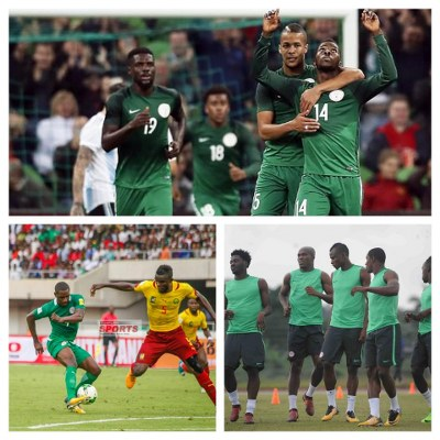 ROAD TO RUSSIA: Who Should Spearhead Super Eagles Attack At 2018 World Cup?