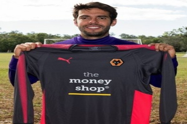 Kaka Supports Ikeme's Leukaemia Fight With Signed Shirt, Message