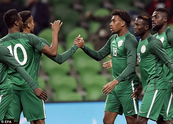 Pascal: Super Eagles Not Bothered By Drop In FIFA Ranking