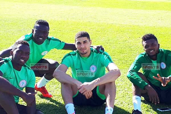 Pascal: Super Eagles Taking Algeria Game Very Seriously