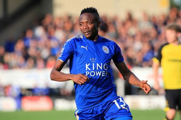 Musa Linked With Galatasaray Loan Move From Leicester