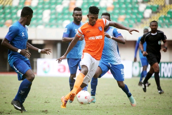 Akwa United Thrash Bright Star FC In Pre-Season Friendly