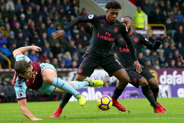 Iwobi Hails Arsenal's Patience In Win At Burnley