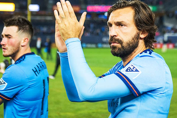 Pirlo Announces Retirement From Professional Football