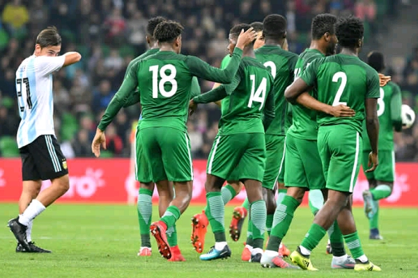 Nigeria Pick Yessentuki As Camp Base For Russia 2018