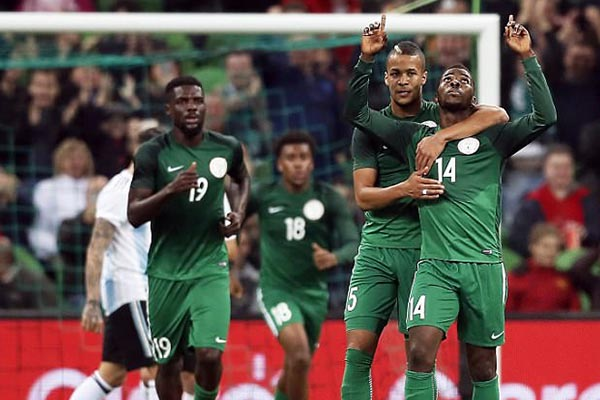 Eguavoen: Eagles Shouldn't Focus Only On Argentina; Croatia, Iceland Dangerous