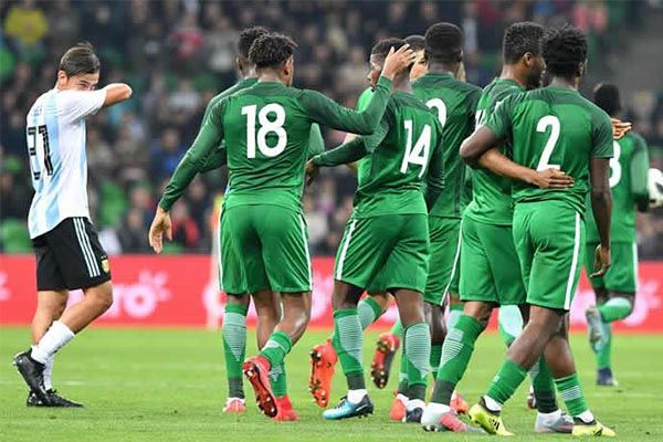 7 Takeaways From Super Eagles' Win Over Argentina In Russia