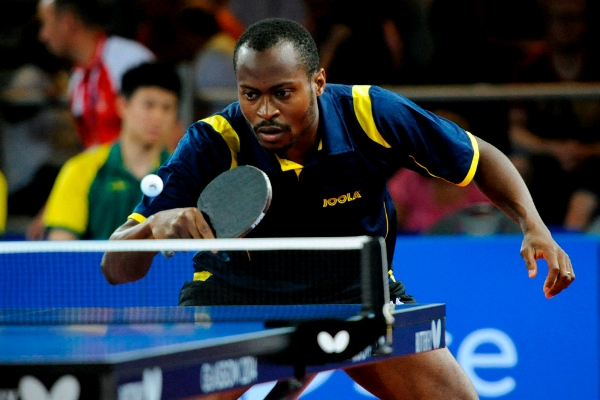"Commonwealth Games: Coach Nosiru Tips ""Energised"" Quadri For Table Tennis Medal"