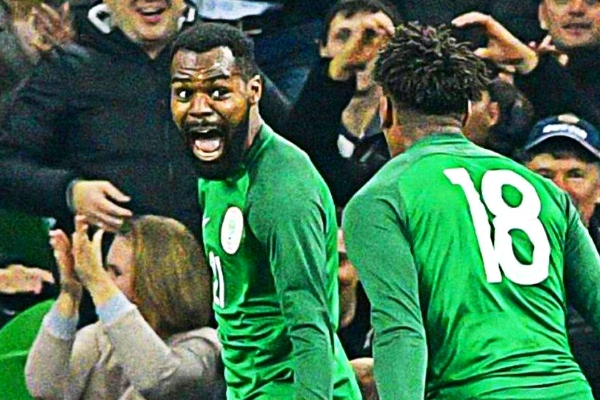Idowu: How I Faced Anxiety, Uncertainty Before Joining  Super Eagles Camp For The First Time