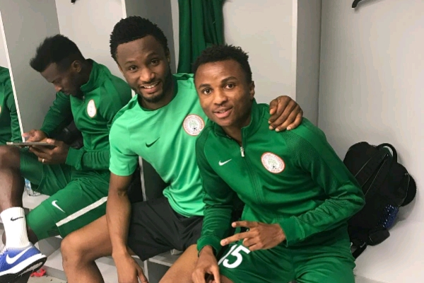 Nwakali: It Feels Good Learning From Mikel