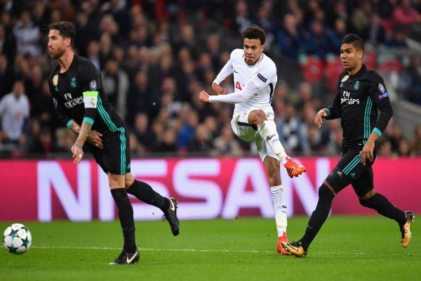Dele Alli: Happy To Score Two Goals In Spurs' Win Against Real