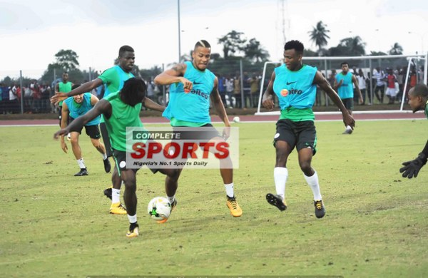 Troost-Ekong Opens Up On Algeria Clash, World Cup Draw, Argentina Friendly, Rio 2016