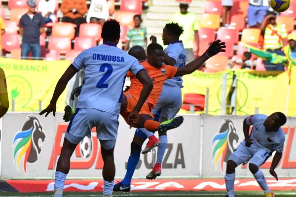 Chippa United: Akpeyi Injury Not Serious
