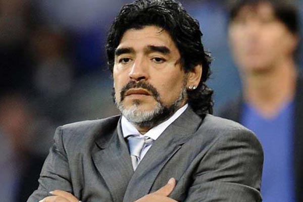 Maradona Slams FIFA For Choice Of USA, Mexico, Canada As 2026 World Cup Hosts