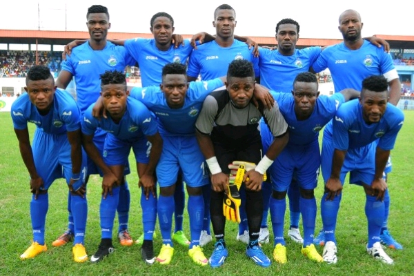 Plateau United, 10-Man Enyimba Draw In NPFL Super Six Opener